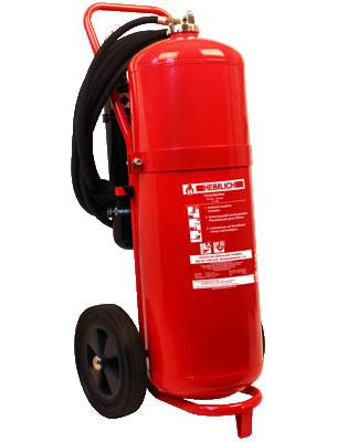 Fahrbarer Feuerlöscher S50 H